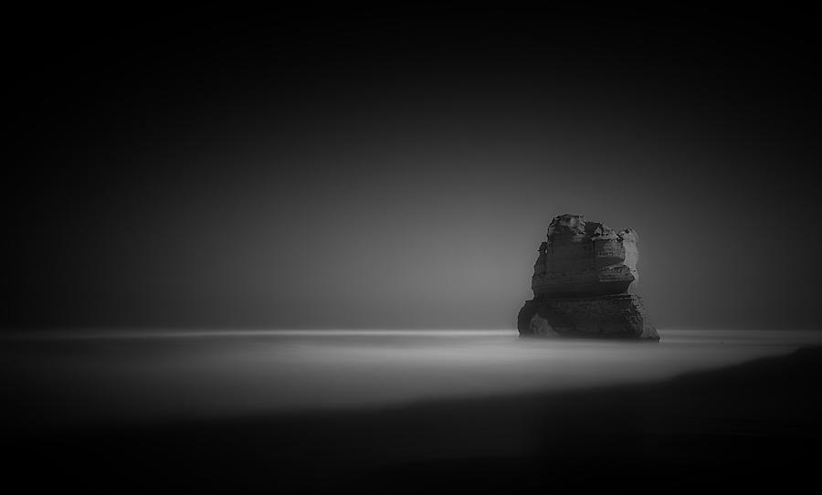 The Lonely Apostle Photograph by Mihai Florea