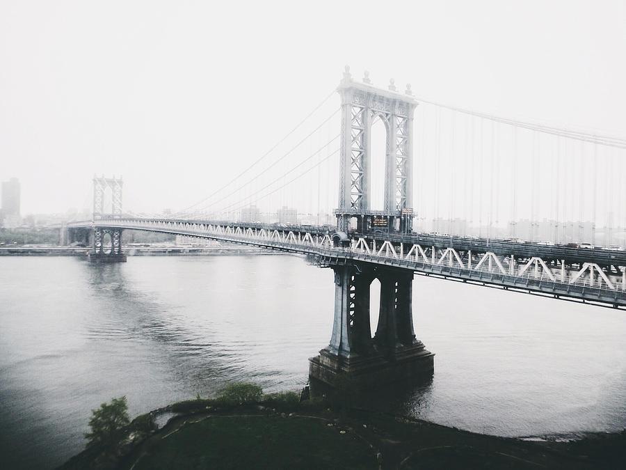 The Manhattan Bridge by Natasha Marco
