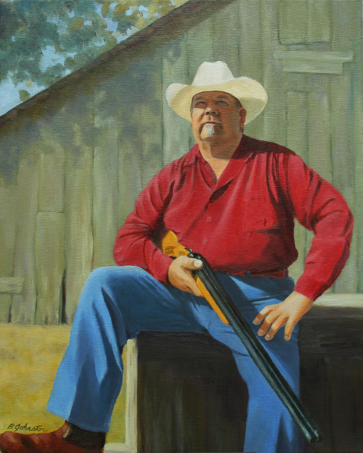 The Rancher by Beth Johnston