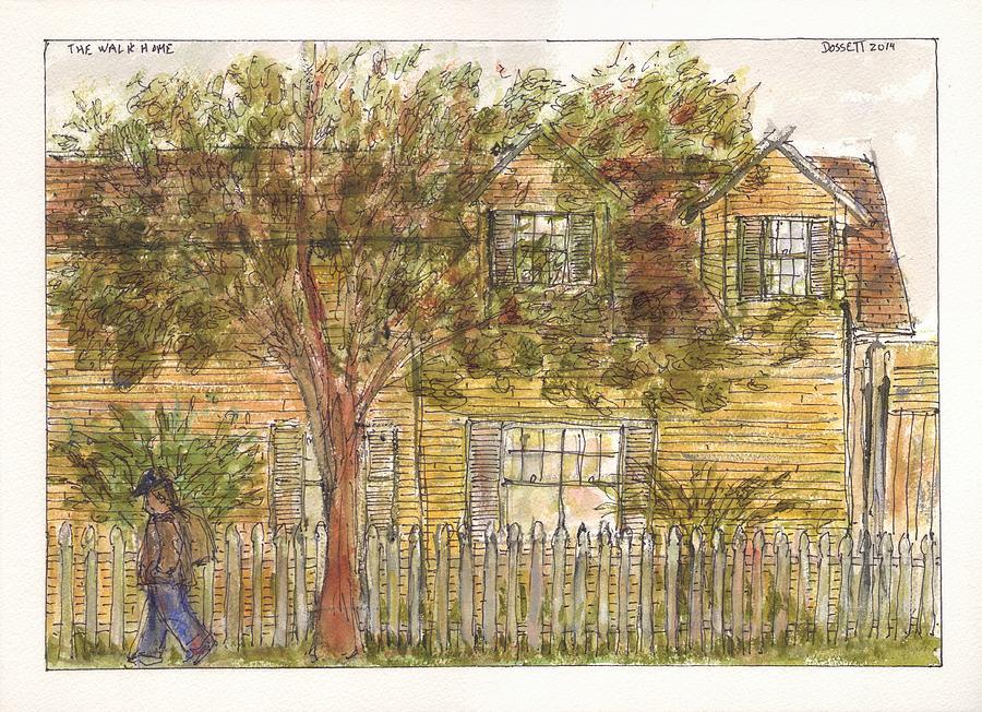 The Walk Home by David Dossett