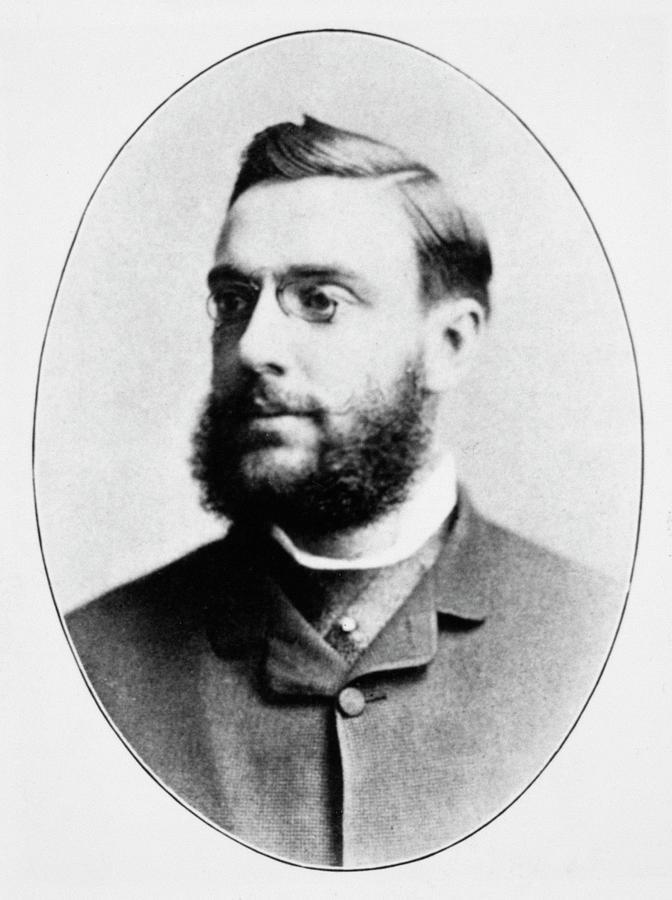 1878 Photograph - Thomas Augustus Watson (1854-1934) by Granger