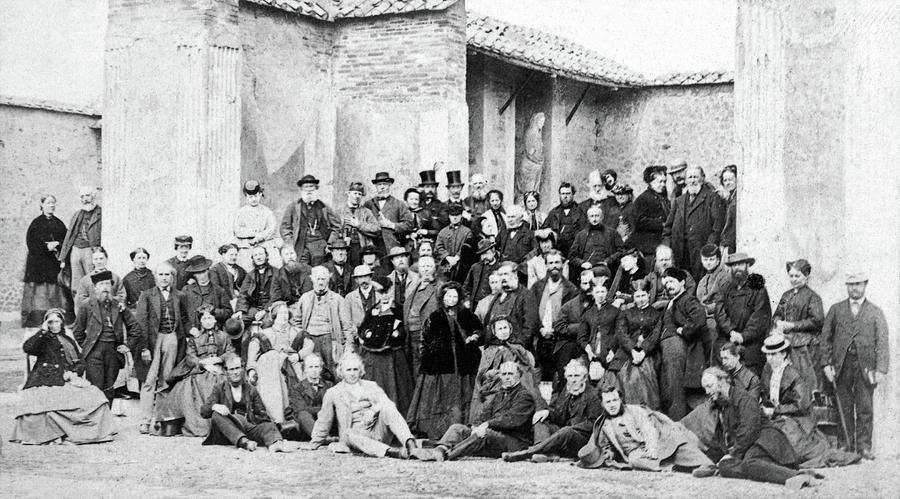 1868 Photograph - Thomas Cook (1808-1892) by Granger