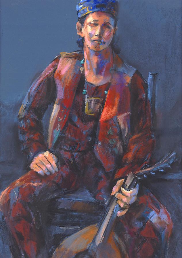 toby Troubador by Joan  Jones