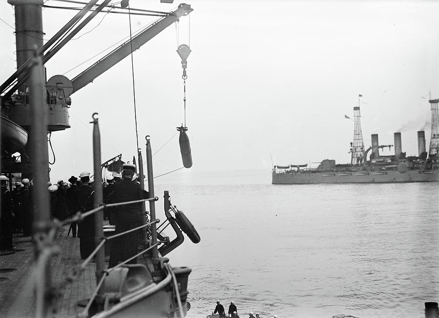American Photograph - Torpedo, 1913 by Granger