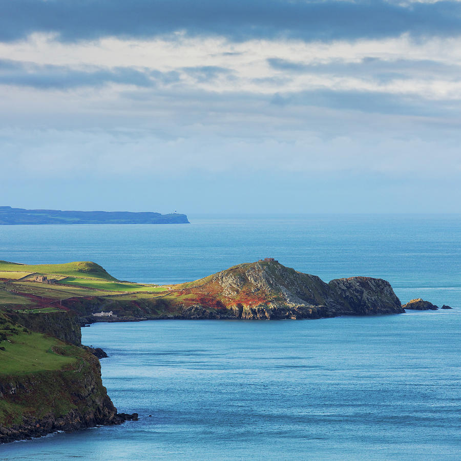 Torr Head In Northern Ireland Photograph by Mammuth