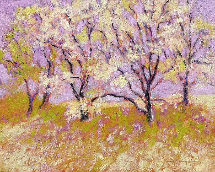 Trees Il by J REIFSNYDER