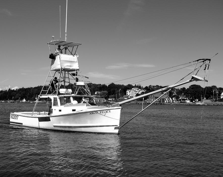 Tuna Boat Photograph