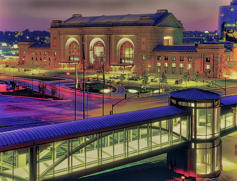 Union Station Photograph - Union Station by Don Wolf