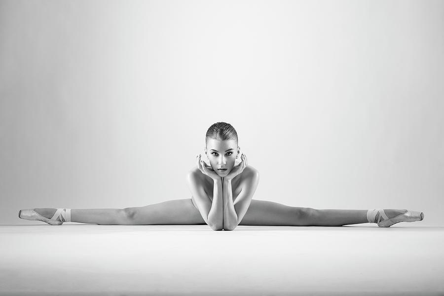 Woman Photograph - Untitled by Arkadiusz Branicki