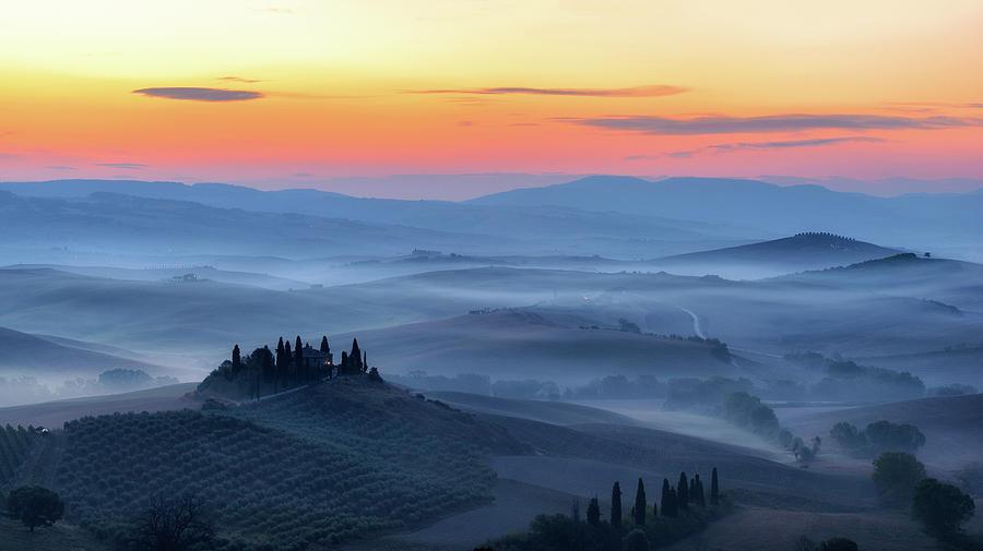 Landscape Photograph - Untitled by Riccardo Lucidi
