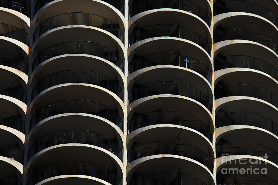 Building Photograph - Urban Abstract 3 by Jim Wright