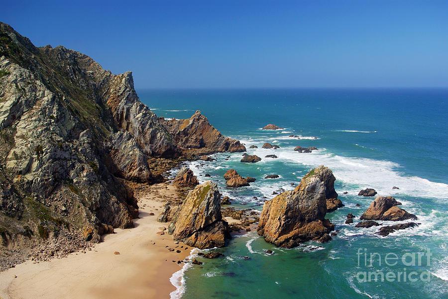 Beach Photograph - Ursa Beach by Carlos Caetano