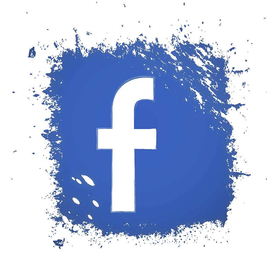Vector Set Icons Button Facebook Twitter Flickr 500px