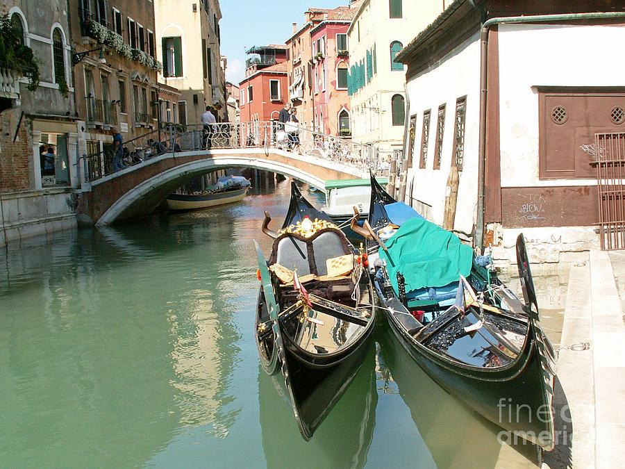Italy Photograph - Venice by Evgeny Pisarev