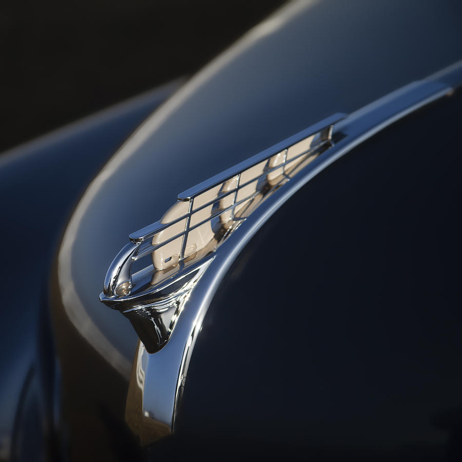 Plymouth Photograph - Vintage Plymouth Hood Ornament 1 by Carol Leigh