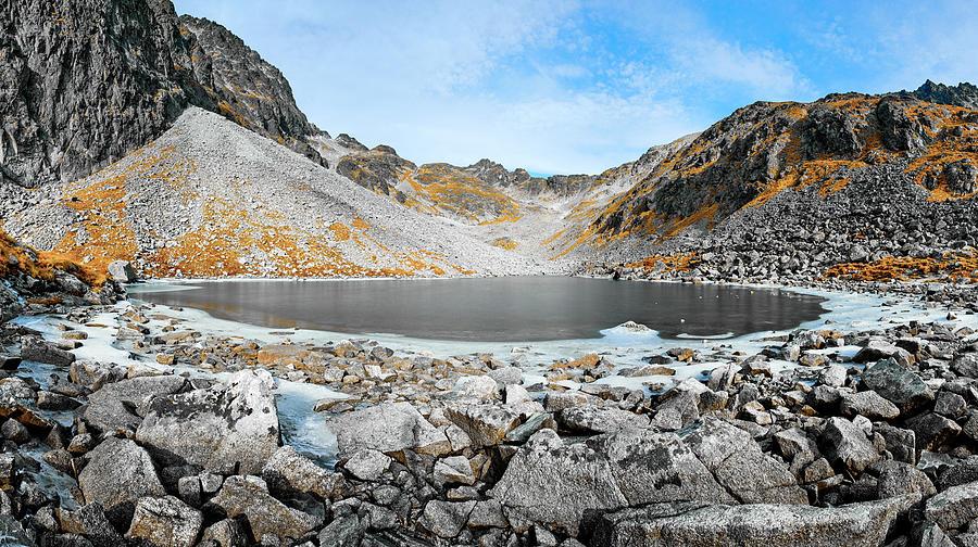 Vysoke Tatry, High Tatra Mountains Photograph by Subtik
