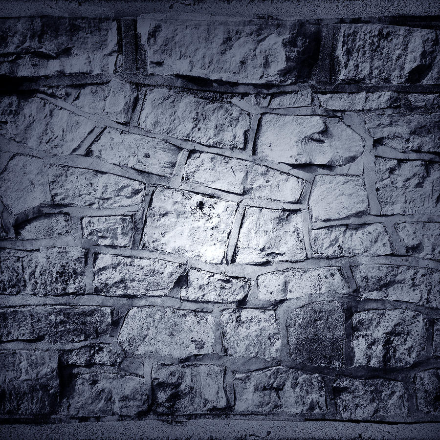 Background Photograph - Wall by Les Cunliffe