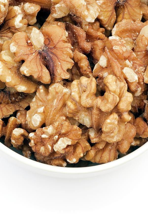 Juglans Regia Photograph - Walnuts by Geoff Kidd/science Photo Library