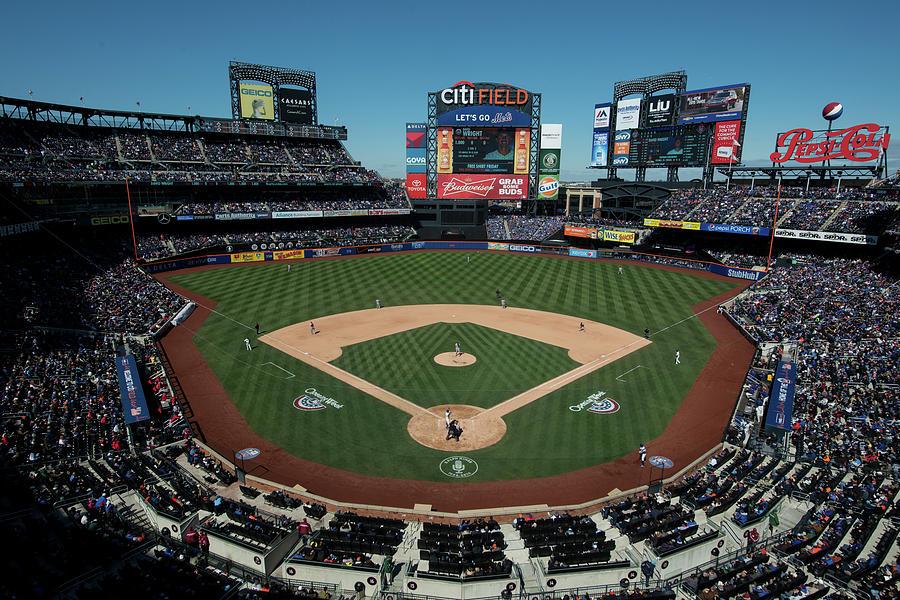 Washington Nationals V. New York Mets Photograph by Rob Tringali