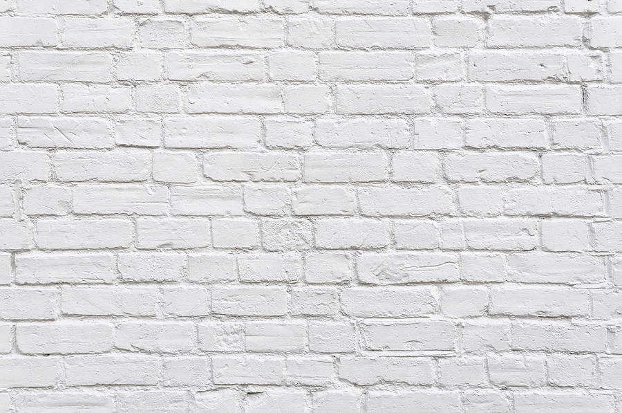 White brick wall photograph by dutourdumonde photography for White brick wall