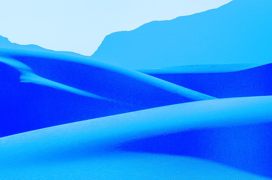White Sands National Monument Photograph by Donovan Reese