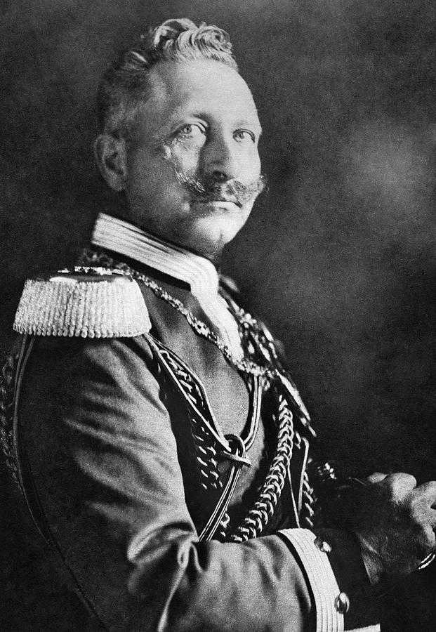 1914 Photograph - Wilhelm II (1859-1941) by Granger