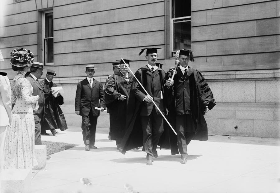 1909 Photograph - William Howard Taft (1857-1930) by Granger