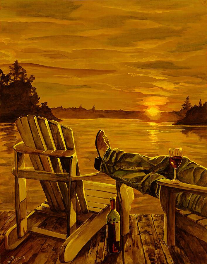 Wish You  Were Here by Tim  Joyner