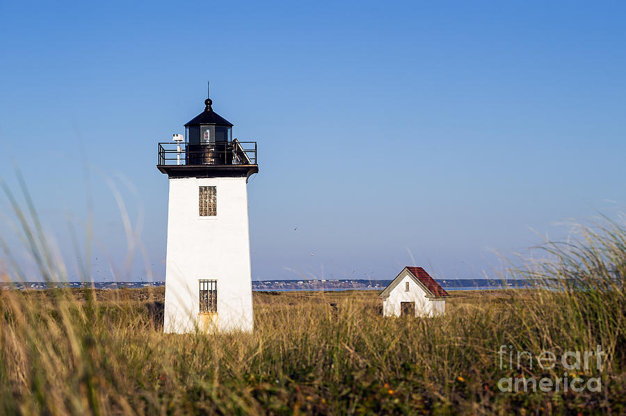 Cape Cod Photograph - Wood End Lighthouse by John Greim