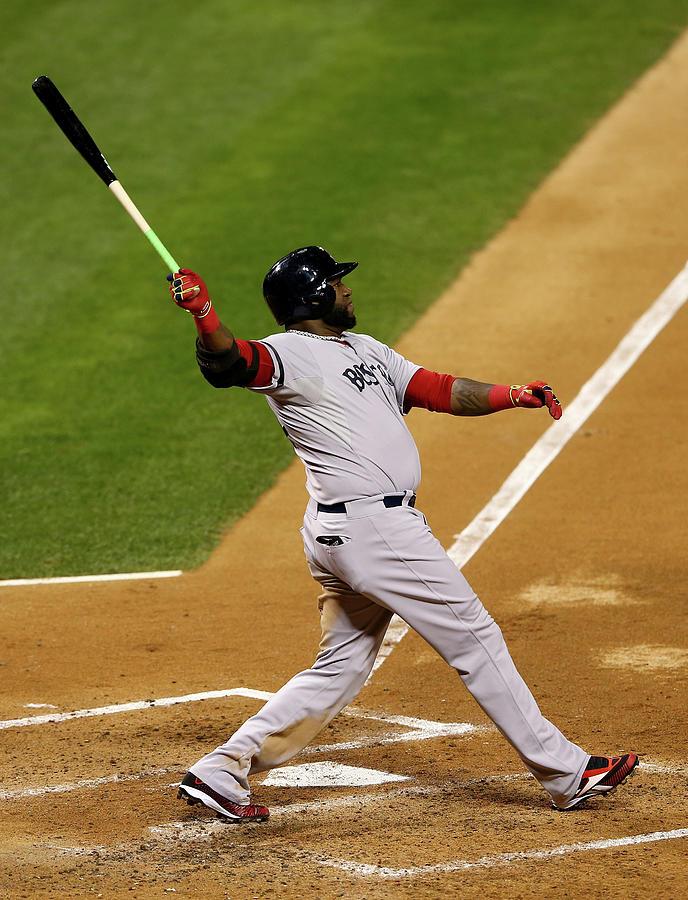 World Series - Boston Red Sox V St Photograph by Elsa