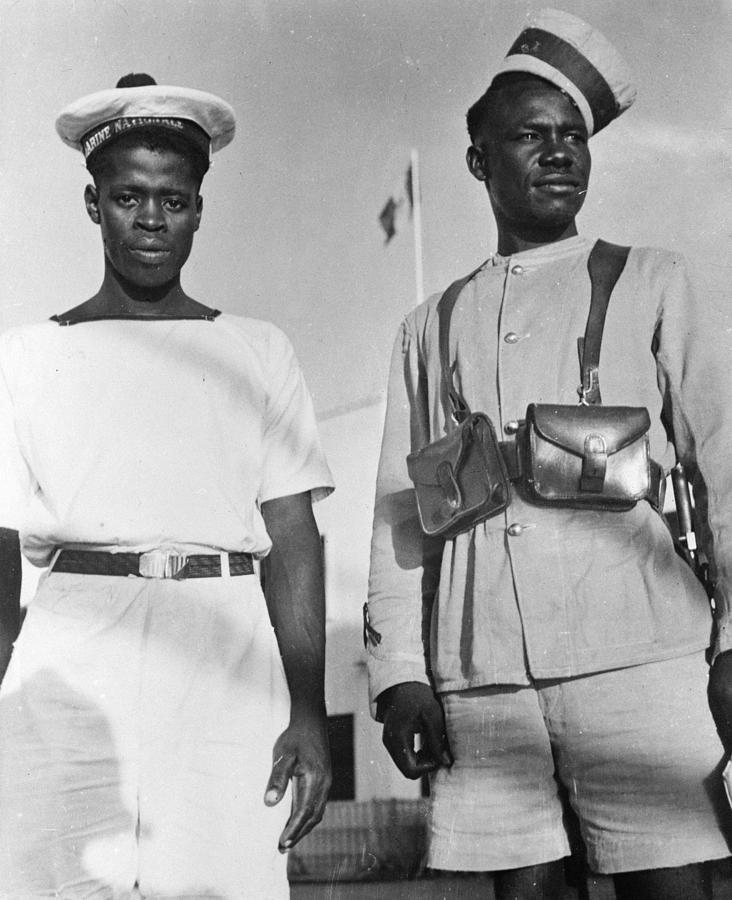 1942 Photograph - World War II Libya by Granger