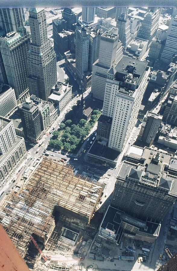 Wtc North Tower Photograph