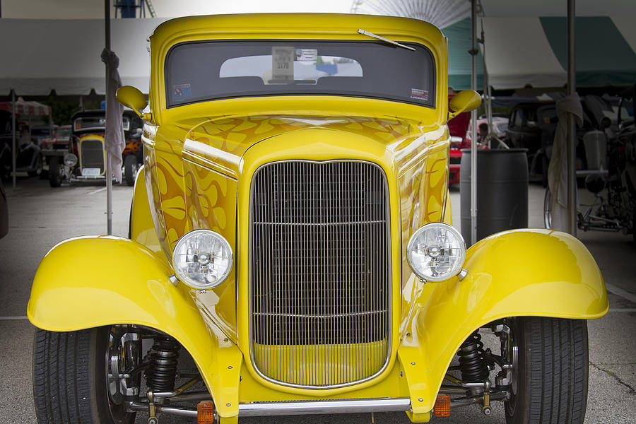 American Photograph - Yellow Submarine Two by Jack R Perry