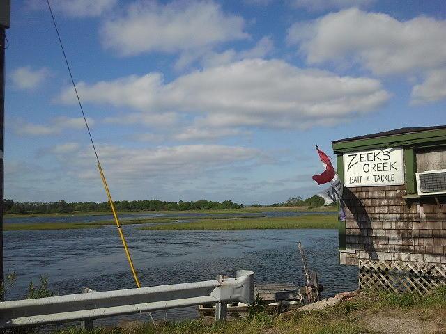 Rhode Island Photograph - Zeeks Creek by Anastasia Konn
