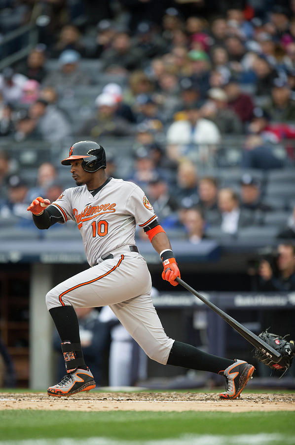 Baltimore Orioles V. New York Yankees 10 Photograph by Rob Tringali