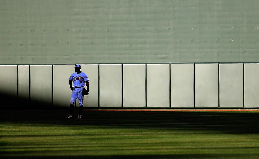 Boston Red Sox V Baltimore Orioles Photograph by Rob Carr