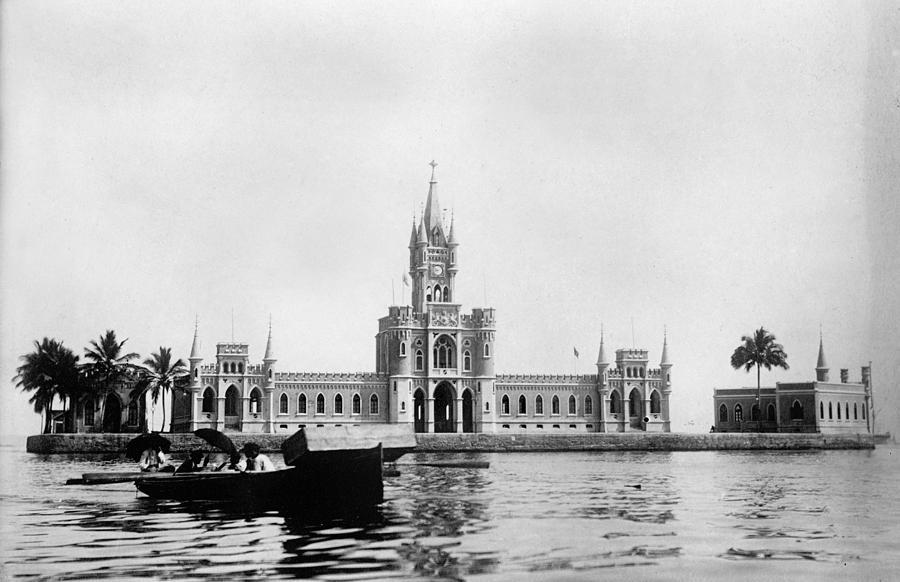 1910 Photograph - Brazil Rio De Janeiro by Granger