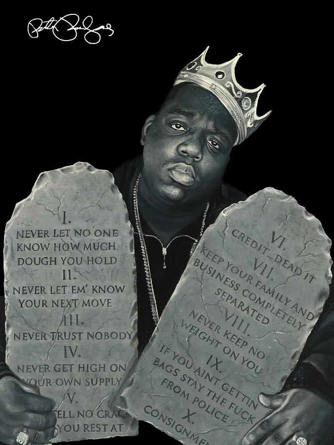 10 crack commandments biggie smalls