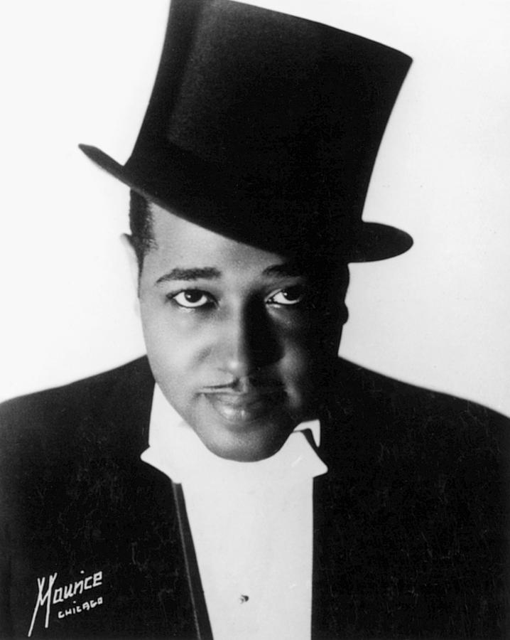 1934 Photograph - Duke Ellington (1899-1974) by Granger