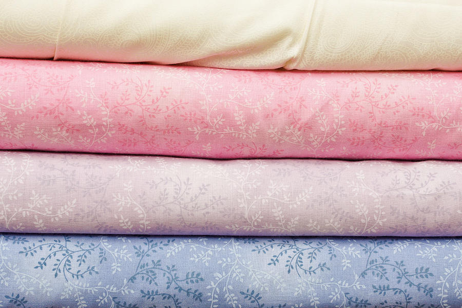 Background Photograph - Fabric Background by Tom Gowanlock