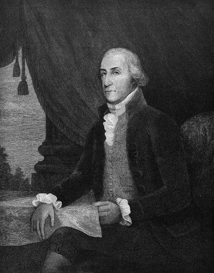 1790 Painting - George Washington (1732-1799) by Granger