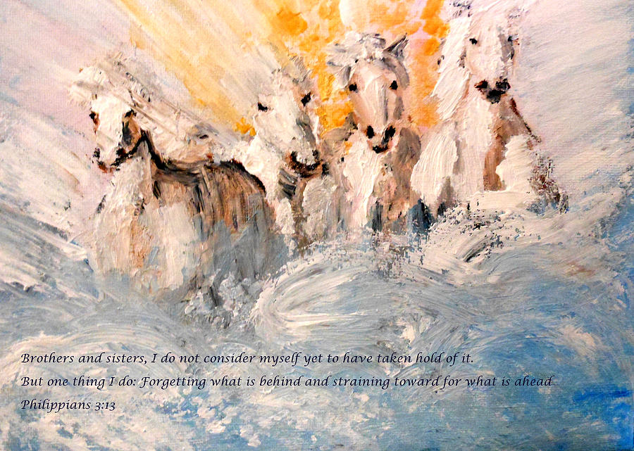 God Is Love Painting - God Is Love by Amanda Dinan