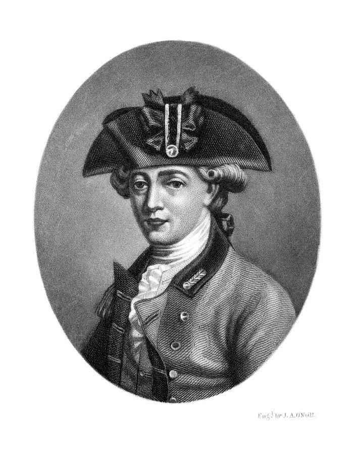 18th Century Photograph - John Andre (1751-1780) by Granger