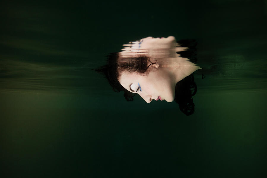 Underwater Photograph by Mark Mawson