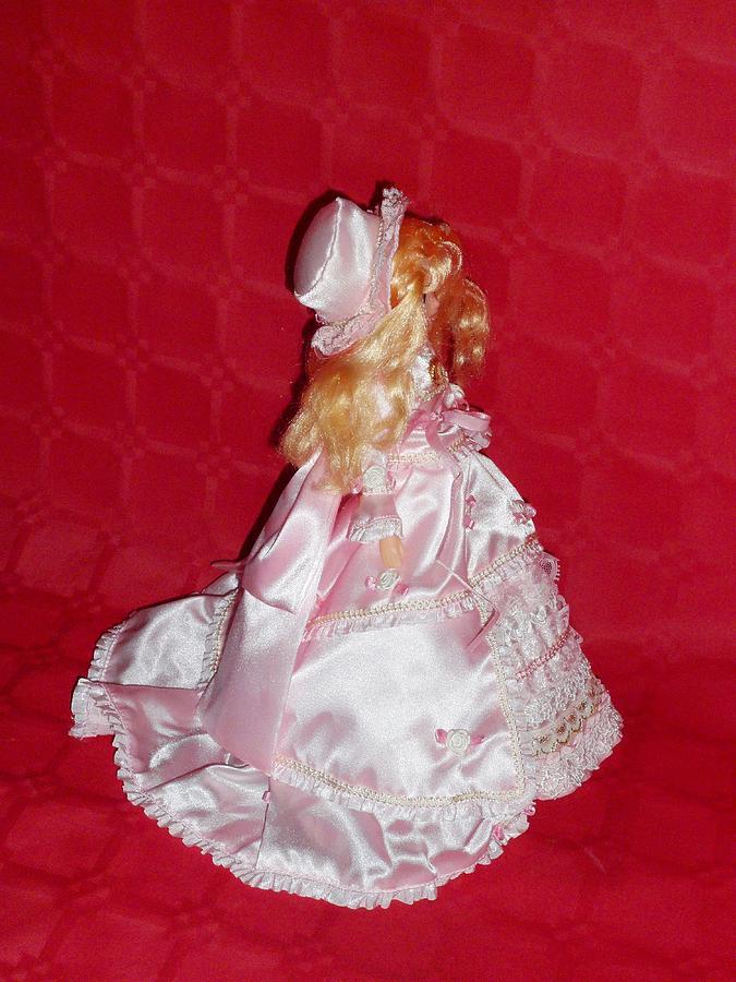 Eyes Photograph - Vintage Candy Candy Doll by Donatella Muggianu