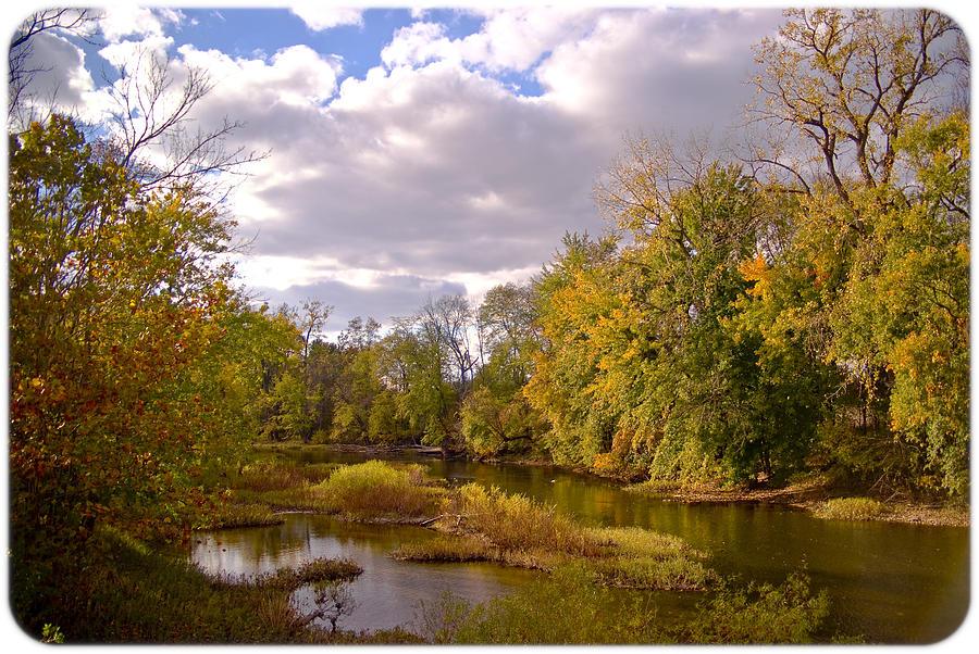 Autumn Photograph - 102513-51 by Mike Davis