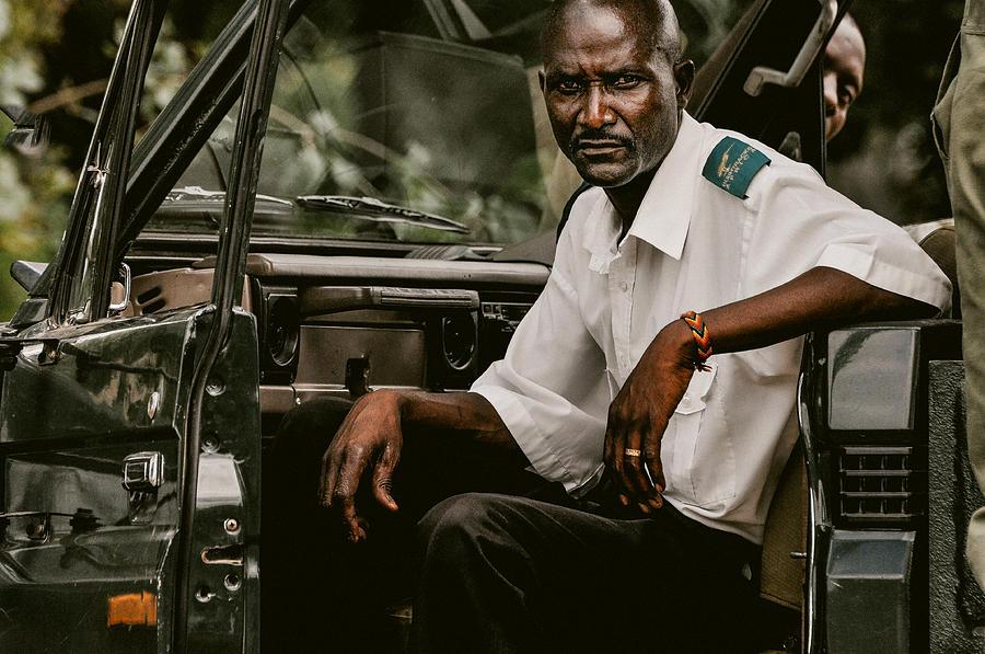 Africa Photograph - Africa by Mihai Ilie