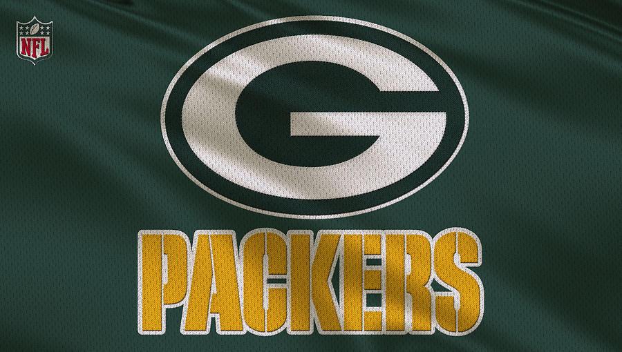 Packers Photograph - Green Bay Packers Uniform by Joe Hamilton