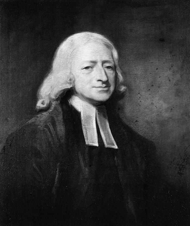 1789 Painting - John Wesley (1703-1791) by Granger