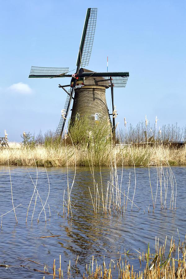 Kinderdijk Photograph - Kinderdijk by Joana Kruse